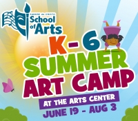 Summer Art Camp - Session 4