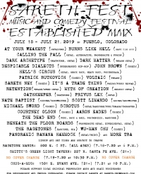 Sareth-Fest Music and Comedy Festival - Night 3, Vol. 2
