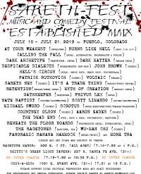 Sareth-Fest Music and Comedy Festival - Night 2, Vol. 2