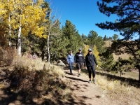USAFA FARISH WALK IN WOODLAND PARK