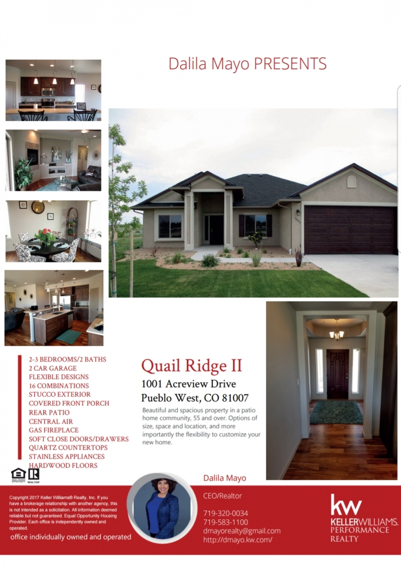 Surprising Quail Ridge Ii Homes Open House 09 17 2017 Pueblo West Beutiful Home Inspiration Truamahrainfo