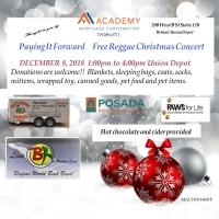 Free Reggae Christmas Concert