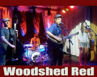 PPBC Presents: Woodshed Red