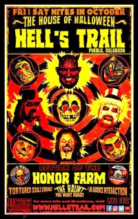 Hell's Trail - Haunted Spook Trail