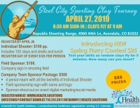 2019 STEEL CITY SPORTING CLAY TOURNAMENT