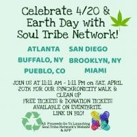 Earth Day Synchronicity Walk