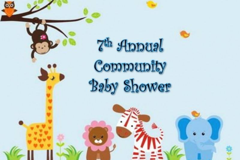 community baby shower 06 06 2017 pueblo colorado praise assembly of