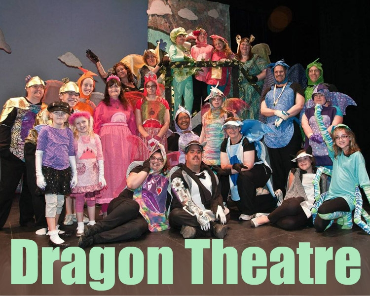 Image result for dragon theater productions