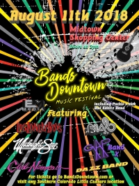 Bands downtown