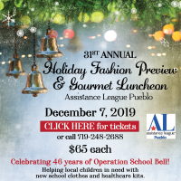 Holiday Fashion Preview & Gourmet Luncheon