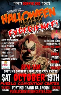 Halloween at Pueblo Convention Center