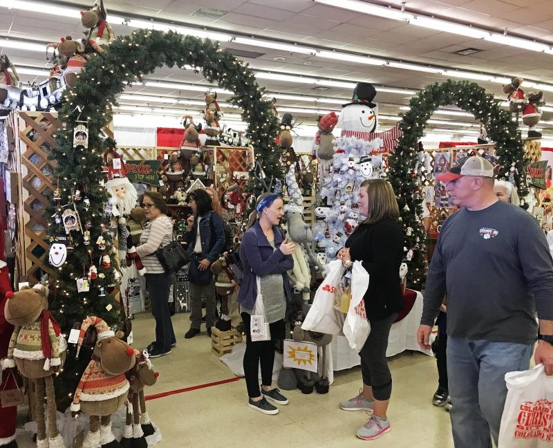 Christmas Events In Colorado Springs 2020 Colorado Country Christmas Gift Show.11/13/2020 Colorado