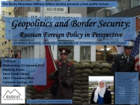 Geopolitics & Border Security: Russian Foreign Policy