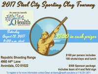 Steel CIty Sporting Clay Tournament