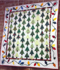 Pueblo - Quilt Class - Holiday Lights!