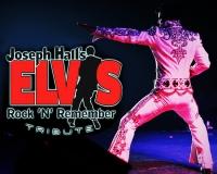 Joseph Hall: Elvis Rock N Remember Tribute