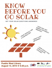 Know Before You Go Solar
