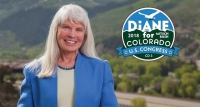 Breakfast With Diane Mitsch Bush for Congress