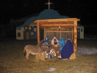 Canon City Living Nativity