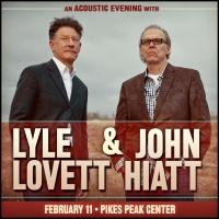 Lyle Lovett & John Hiatt