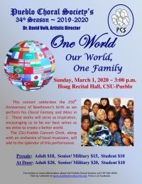 Pueblo Choral Society