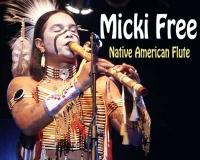 Micki Free - Native American Flute