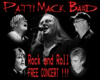 The Patti Mack Band - FREE