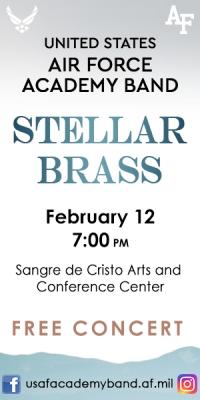 Air Force Academy Band Stellar Brass