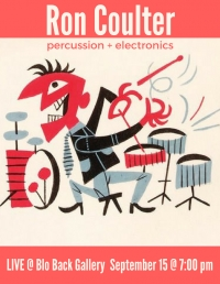 Ron Coulter | Percussion   Electronics