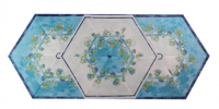 Pueblo - Triangle Frenzy Table Runner