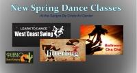 Learn to West Coast Swing, Cha-Cha, or the Jitterbug!