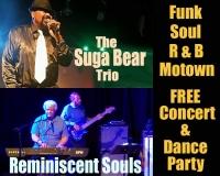 Suga Bear Trio w/ Reminiscent Souls