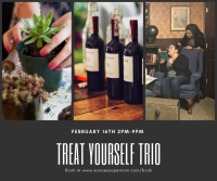 Treat Yourself Trio @SoCo Escape Room