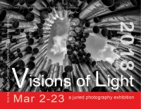 Call for Entries to 2018 Visions of Light Photo Exhibit