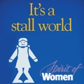 It's a stall world - Parkview Spirit of Women