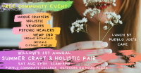 Willow's Craft & Holistic Fair