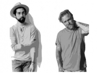 Anders Osborne and Jackie Greene at Club Red