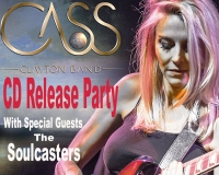 Cass Clayton Band CD Release w/ The Soulcasters