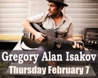 Gregory Alan Isakov w/ Laura Gibson