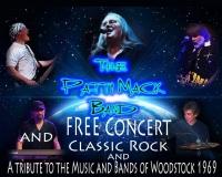 Woodstock 50th Anniversary with Patti Mack Band