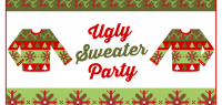 Tinker's Damn and Ugly Sweater Contast