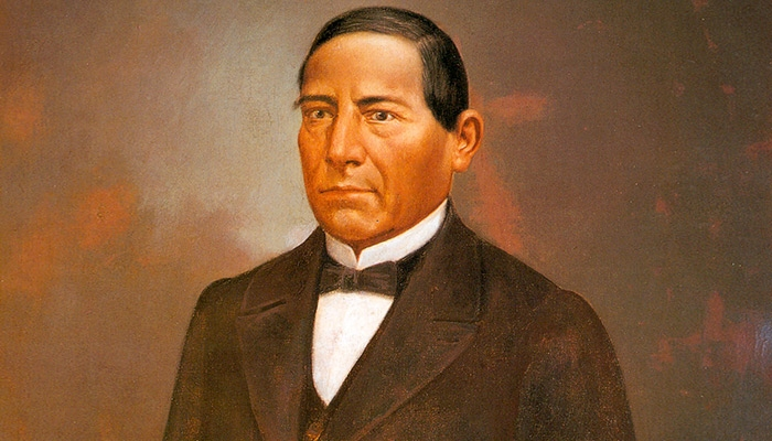 Benito Juarez Detail: Invasions In The Age Of Benito Juarez 12/03/2017 San
