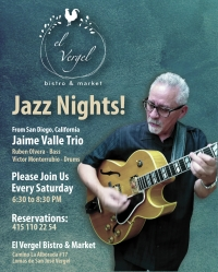 JAZZ NIGHTS!