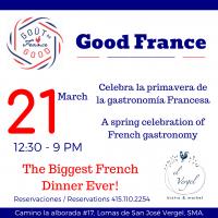 Go´t de France / Good de France