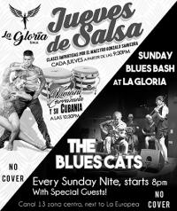 Jueves de Salsa en La Gloria