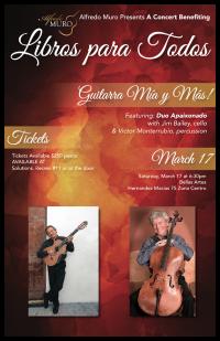 Alfredo Muro: Guitarra Mia y Mas!
