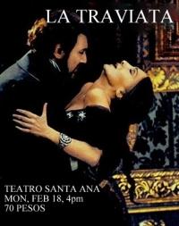 Opera folm La Traviata