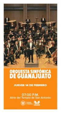 La Orquesta Sinf?nica de Guanajuato