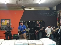 Open Jam at Moe's Music