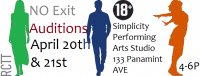 No Exit Audition